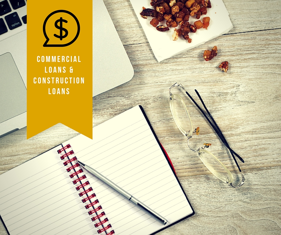 How to Roll a commercial loan in with a construction loan