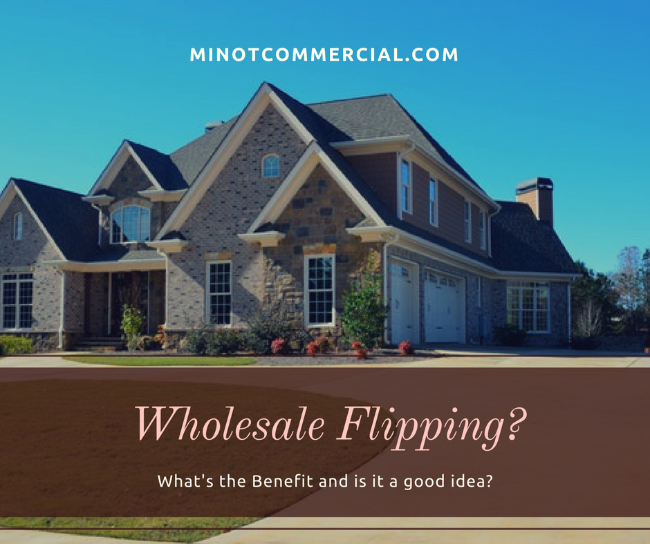 Wholesale Real Estate Flipping