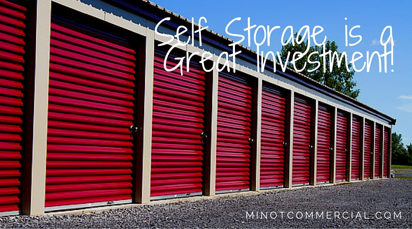 Self Storage is Becoming a Popular Commercial Real Estate Investment