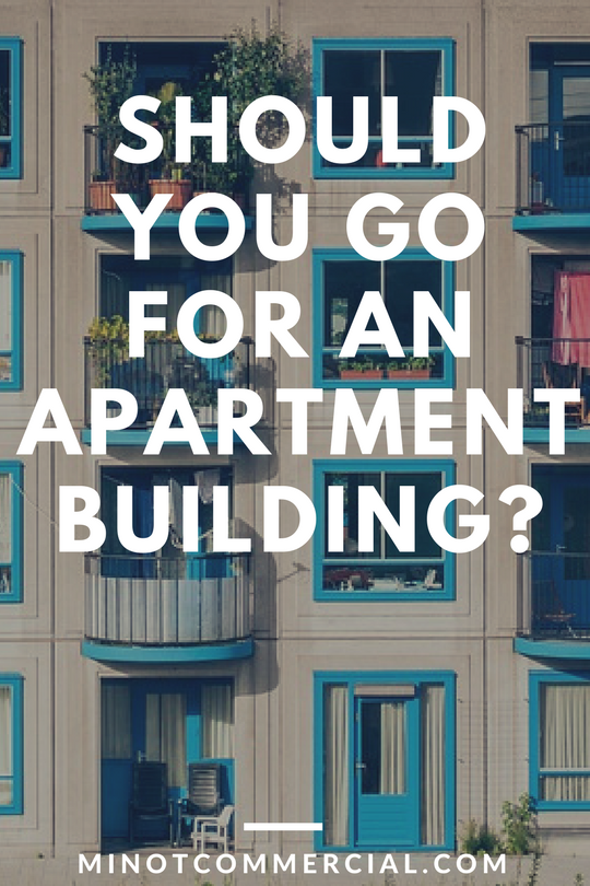 Overpaying for an Apartment Building Could Get you a Real Estate Steal