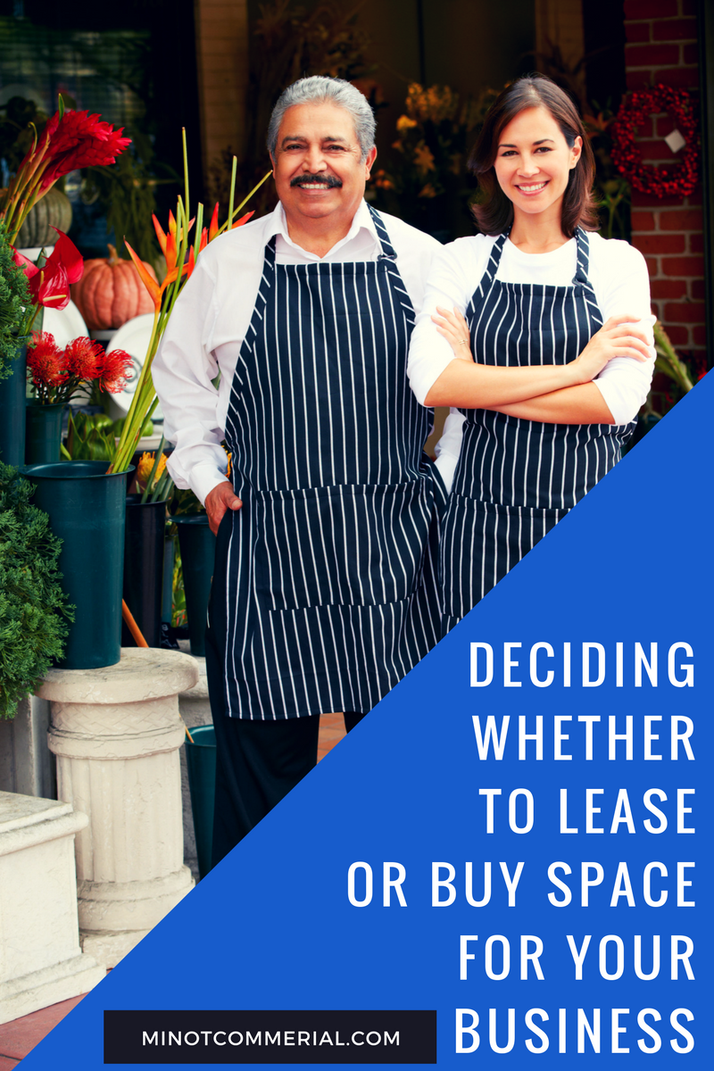 Deciding Whether to Lease or Buy Space for Your Business