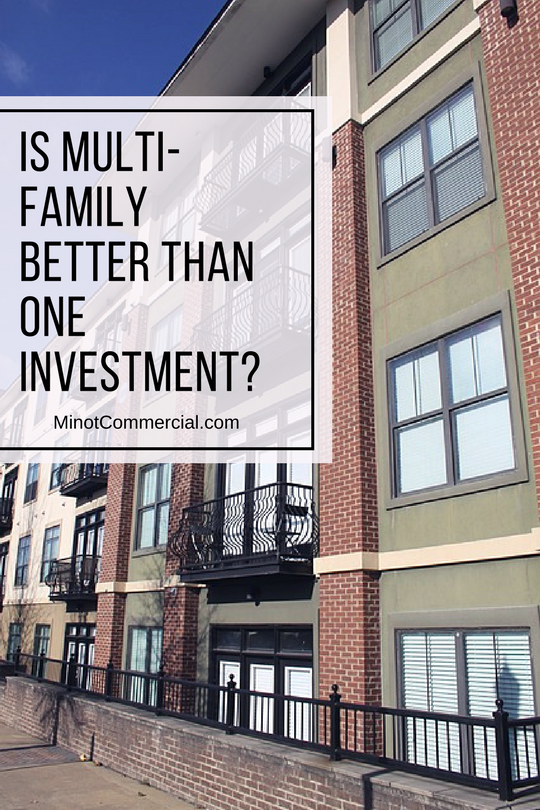 4 Great Benefits from Multi-Family Investments That Single-Family Homes Don't Have