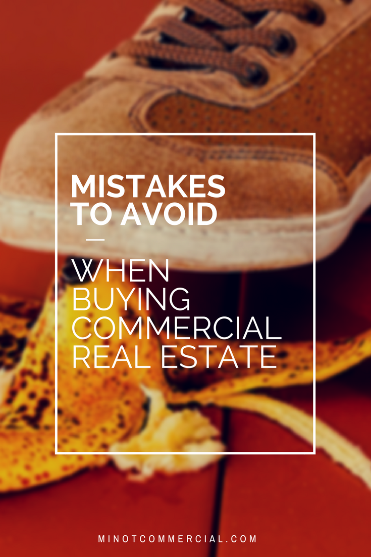 Mistakes to Avoid when Buying Commercial Real Estate